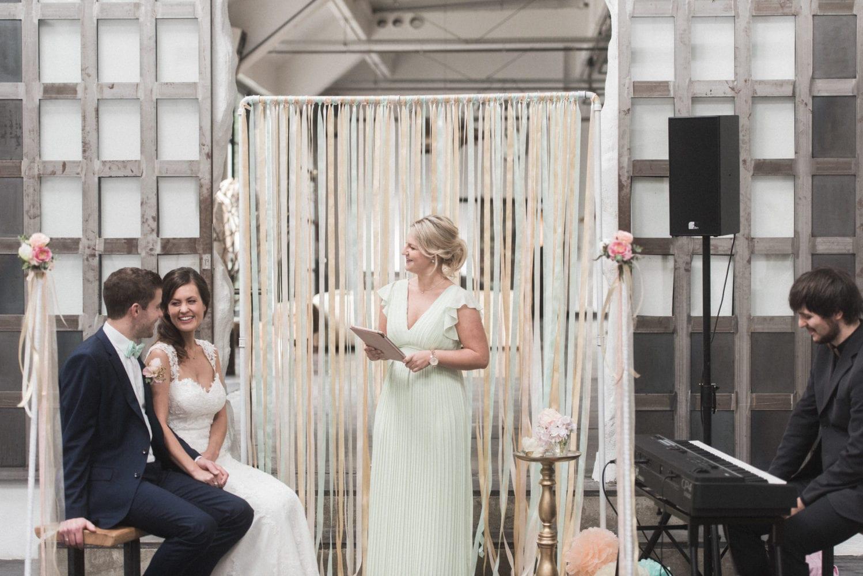 Brushstroke Hochzeit Standesamt